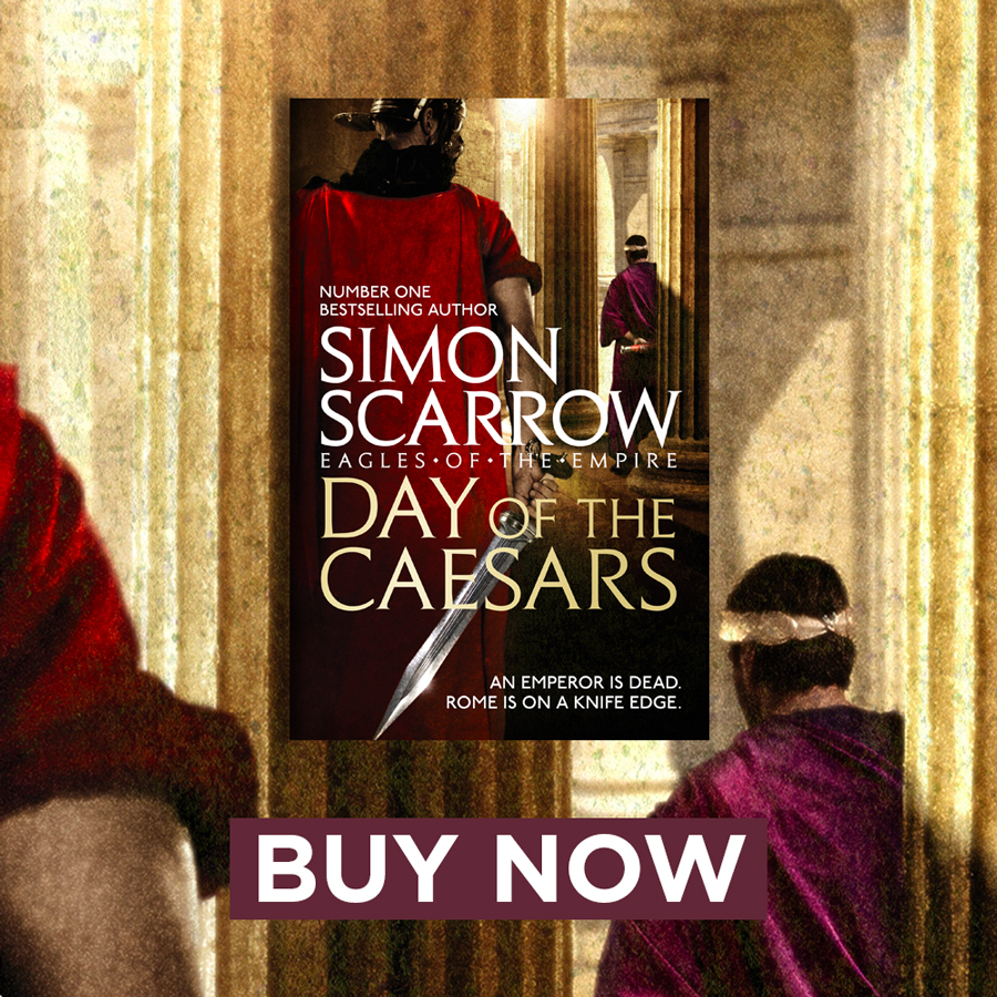 Day of the Caesars 900x900
