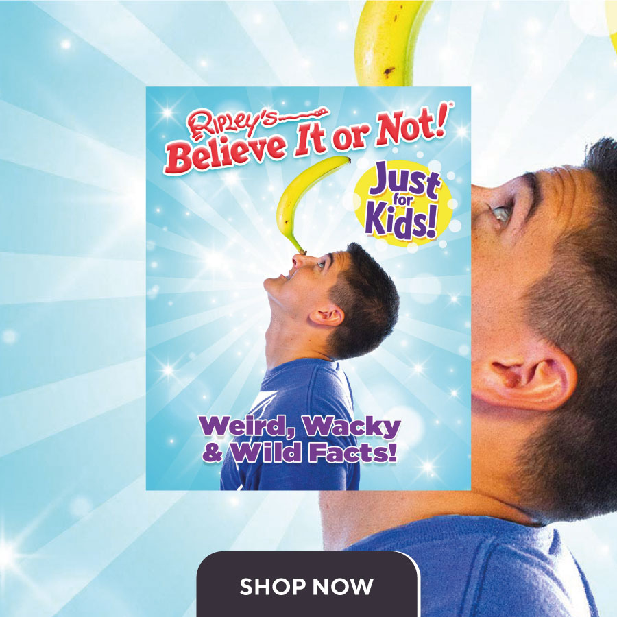 CNFHOTM April 21 ripleys-believe-it-or-not-just-for-kids-weird-wacky-and-wild-facts 900x900