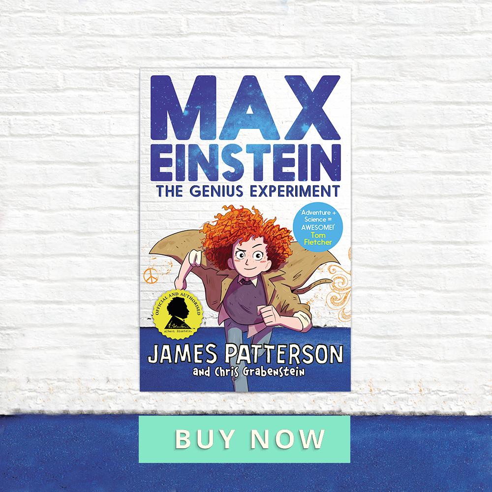CHOTM MAR 19 Max Einstein: The Genius Experiment 900x900