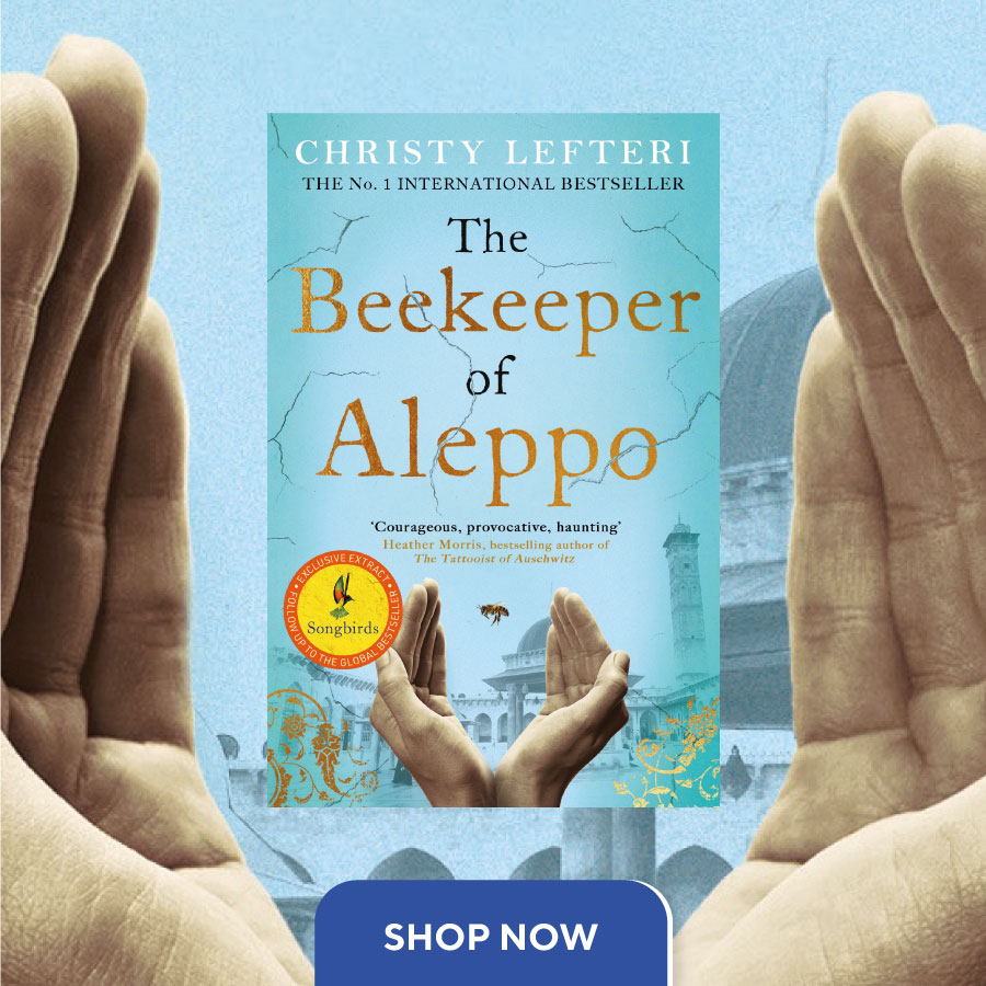 FHOTM Sept 21 the-beekeeper-of-aleppo 900x900