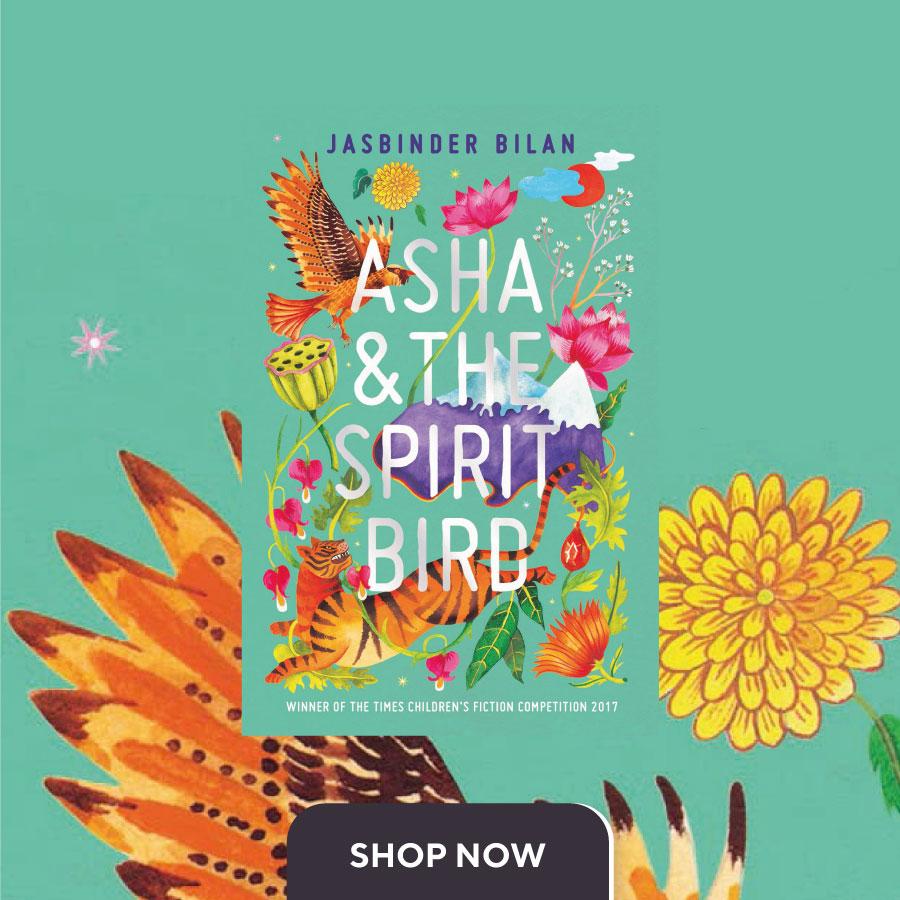 CFHOTM April 21 asha-the-spirit-bird 900x900