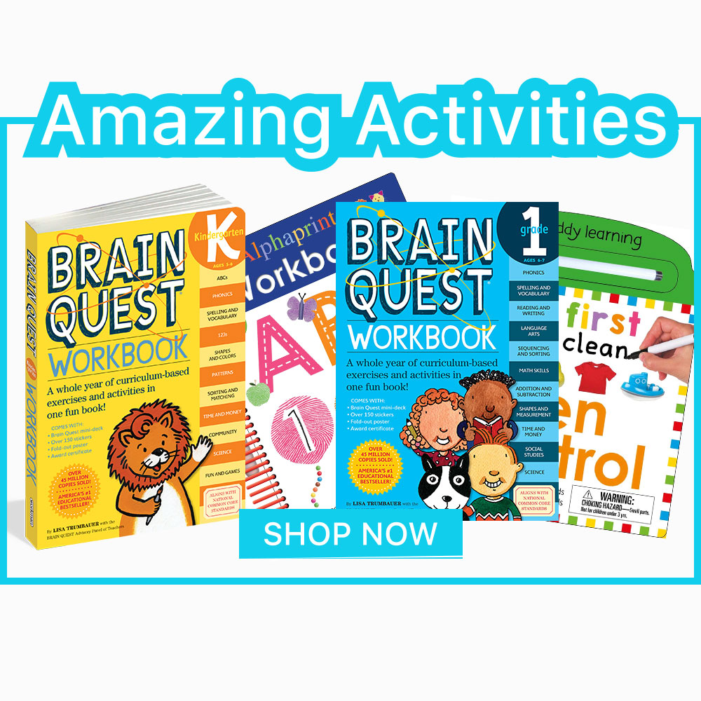 Amazing Activities Homepage Banner