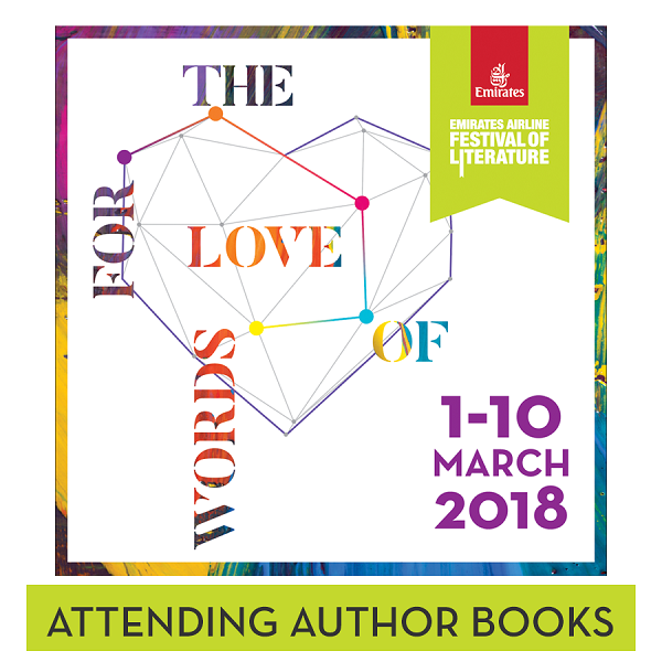 Emirates Airline Festival of Literature - Author Books 900x900