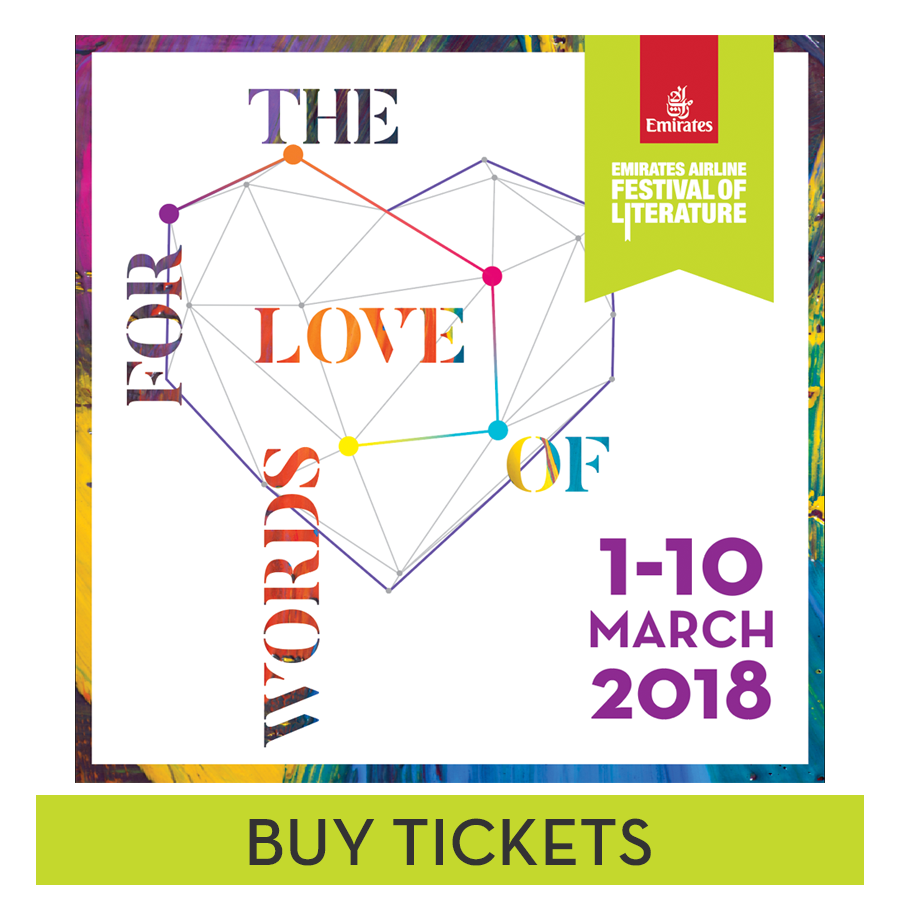 Emirates Airline Festival of Literature - buy tickets