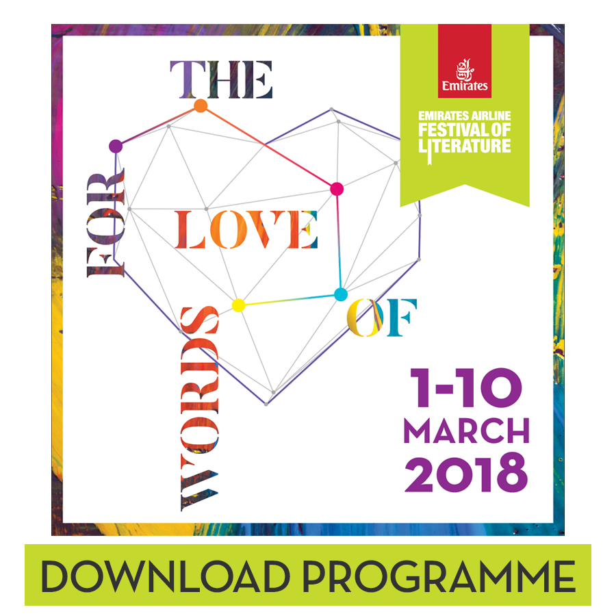 Emirates Airline Festival of Literature - download programme