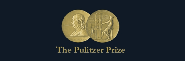 Pulitzer Prize Awards Page Banner