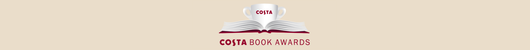 Costa Book Awards Banner