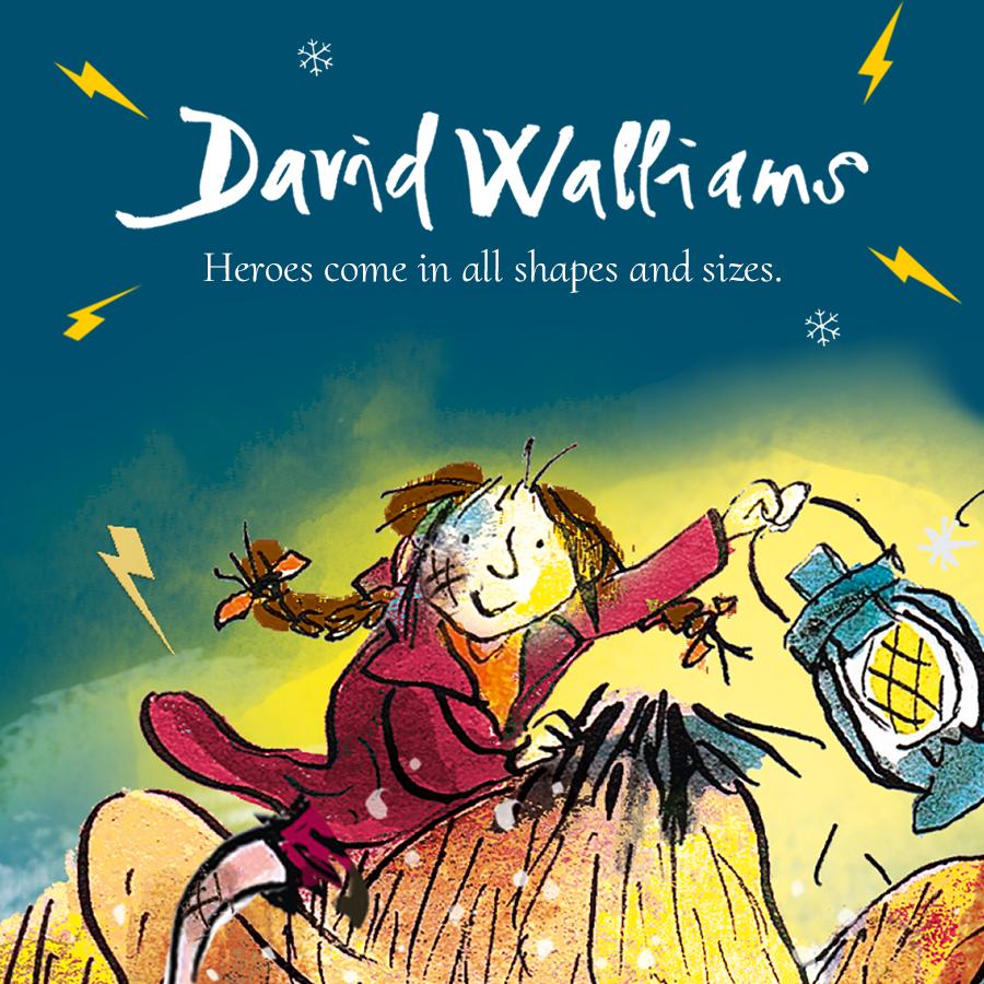 Children's Popular Authors Blocks David Walliams 900x900
