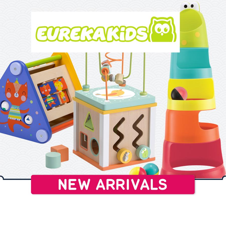 New arrivals Eurekakids 900x900