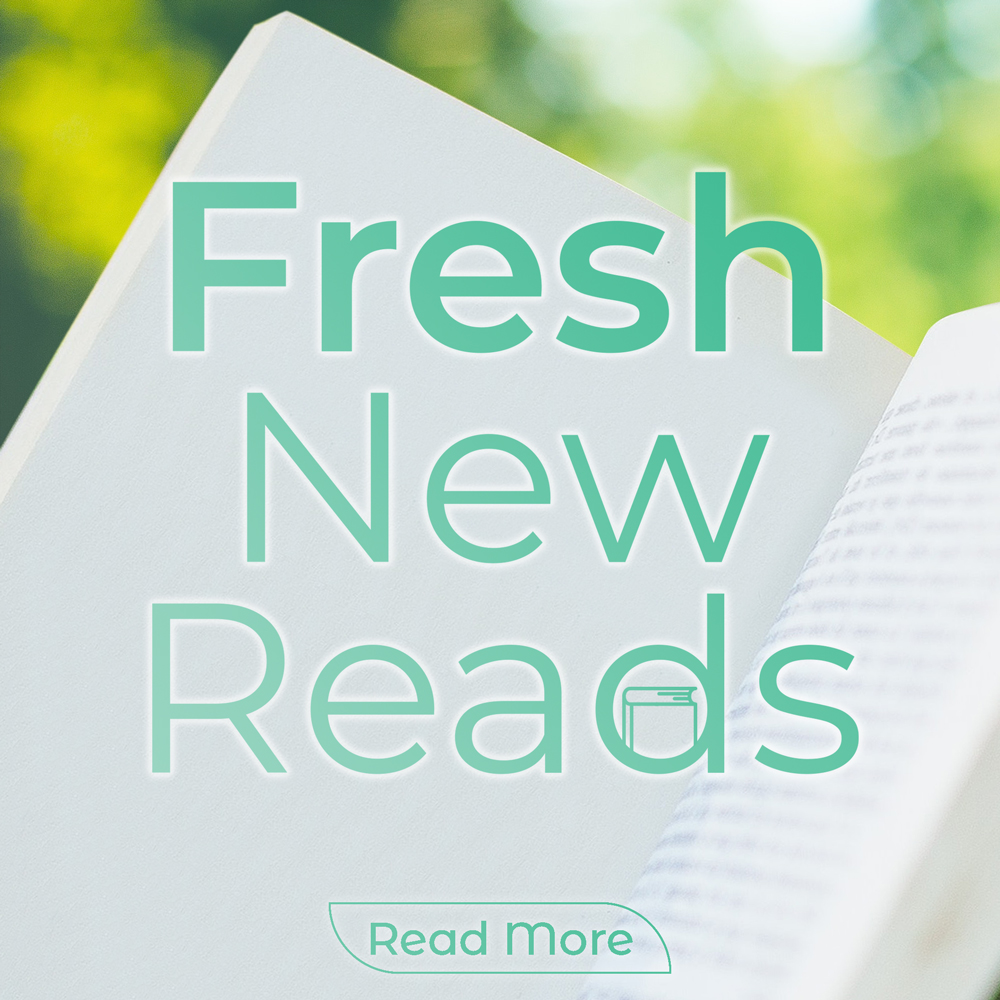 Fresh New Reads 900x900