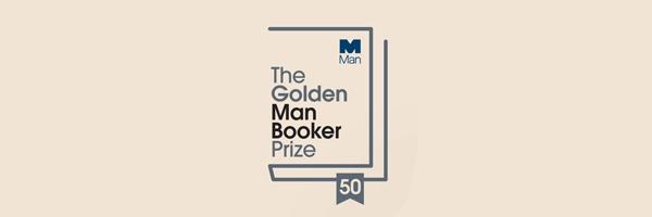 Golden Man Booker Prize 600x200