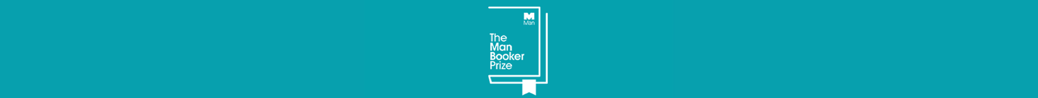The Man Booker Prize Banner