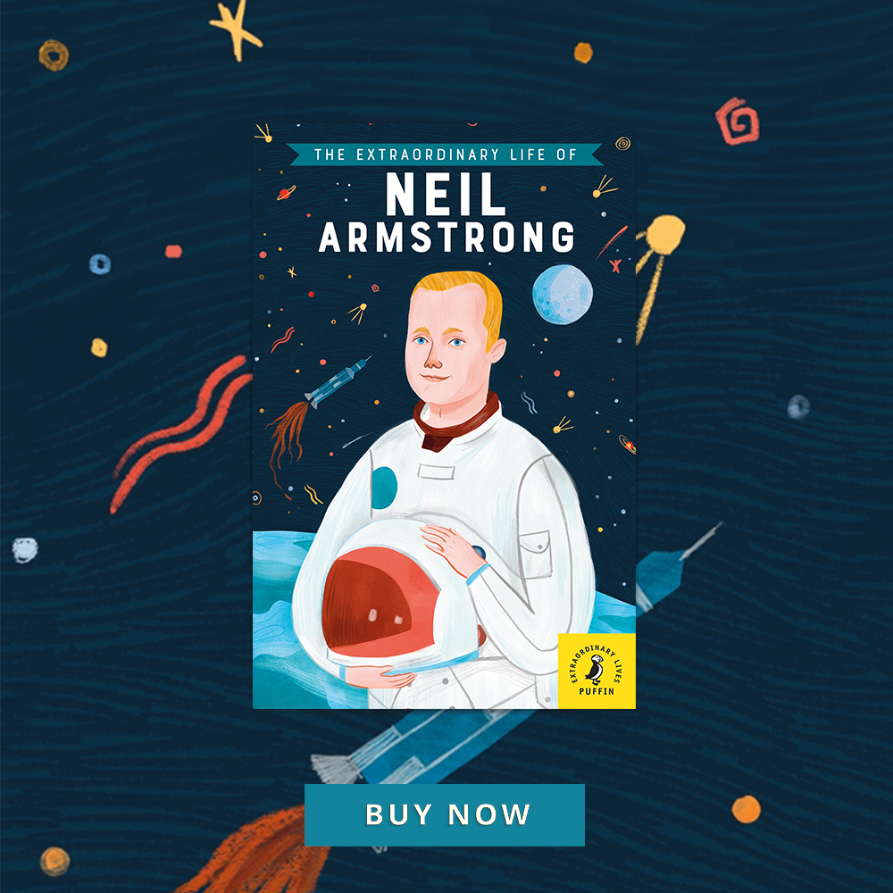 CNFHOTM Jul 19 The Extraordinary Life of Neil Armstrong 900x900