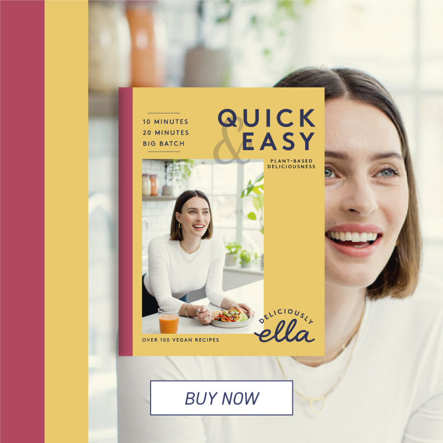 NFHOTM Jul 20 Deliciously Ella Quick & Easy 900x900