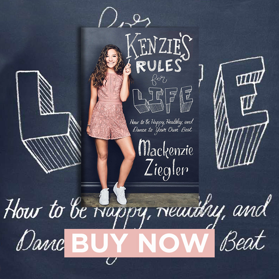 Kenzie's Rules for Life NFHOTM 900x900