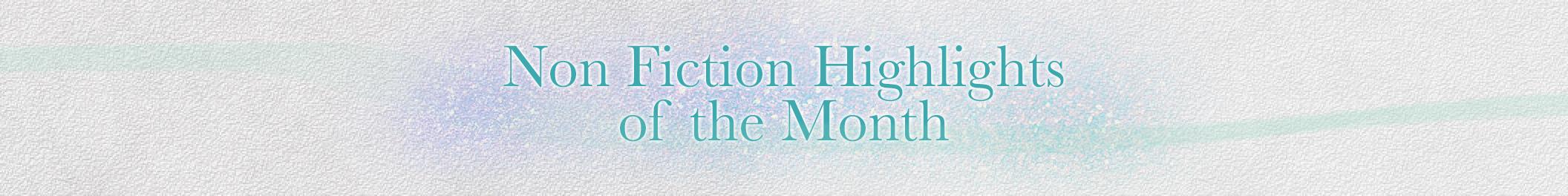 Non Fiction HOTM 2112x264