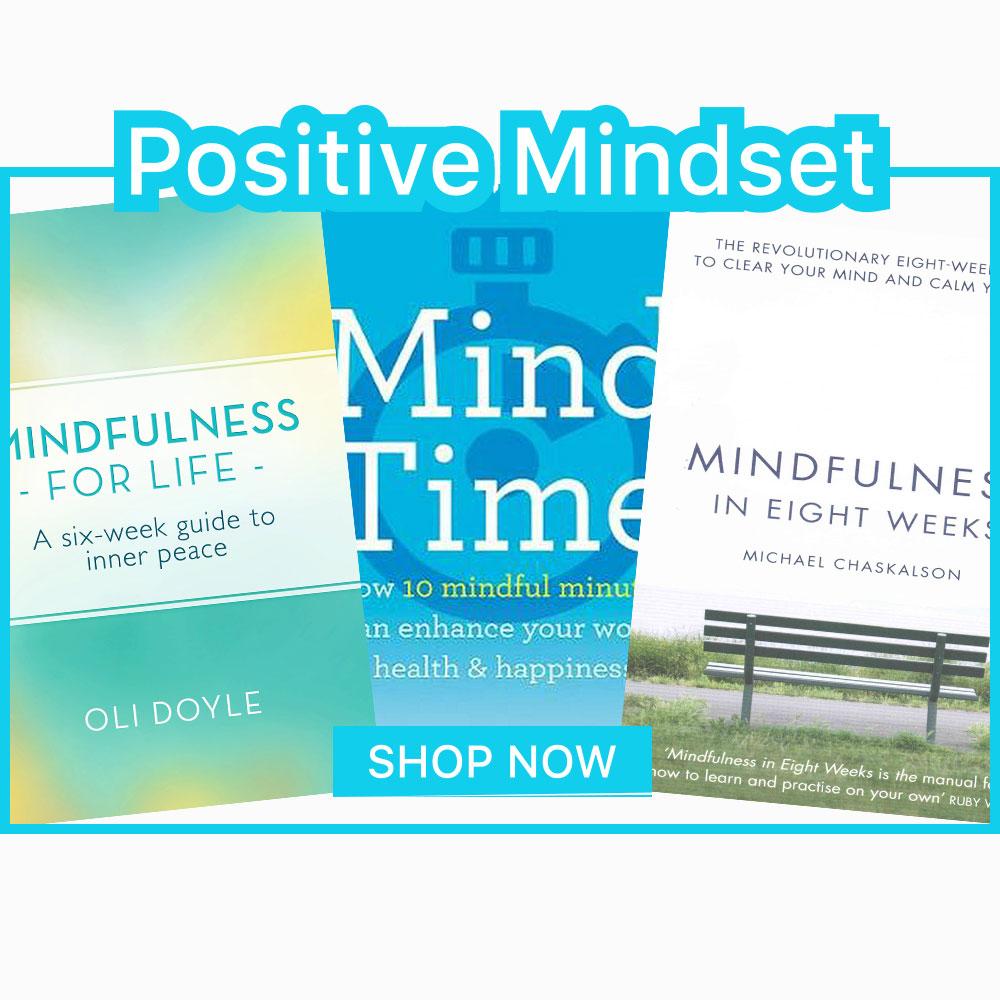 Positive Mindset Homepage Banner