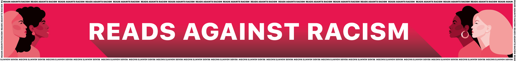 Reads Against Racism home page banner 2112x200