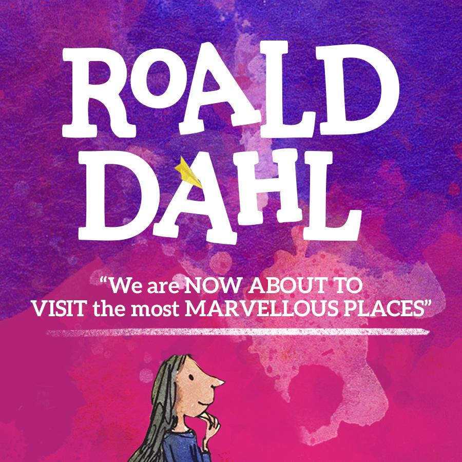 Children's Popular Authors Blocks Roald Dahl 900x900