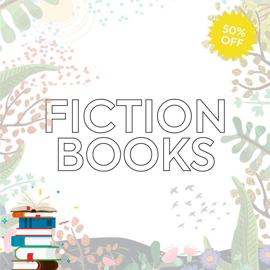 Smashing Summer Sale Fiction Books Landing Page Banner-1