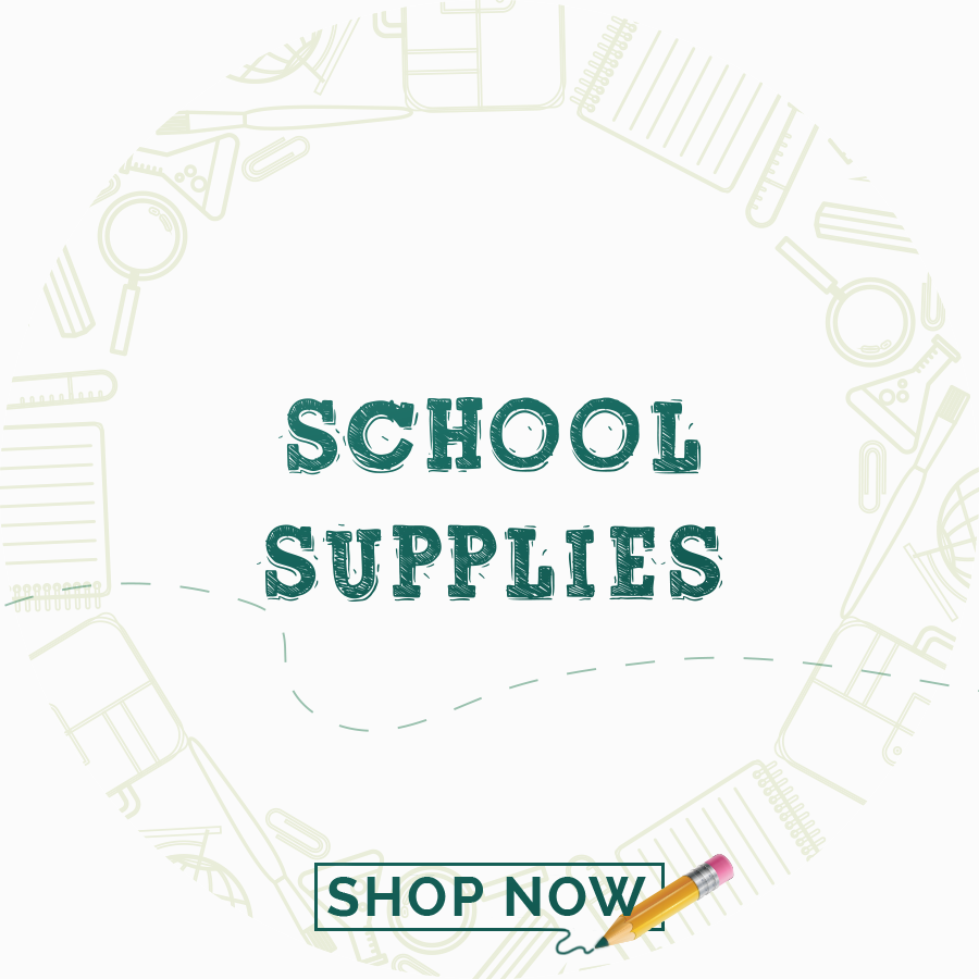 BTS - School Supplies Recommended 900x900