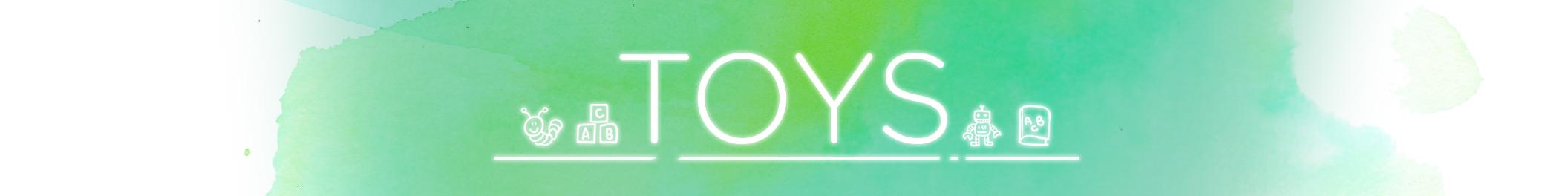Toys & Games header