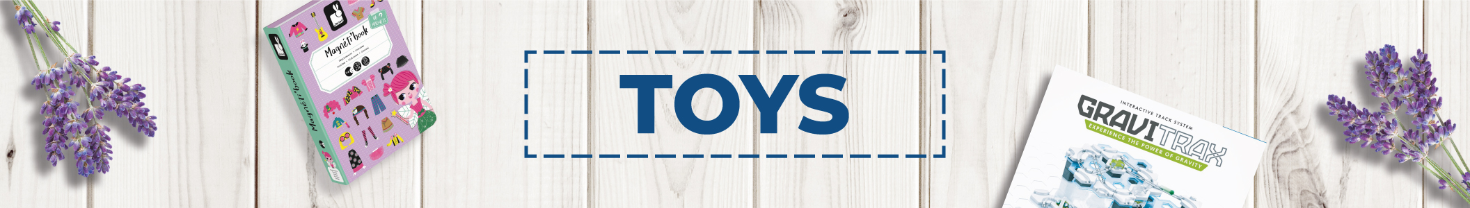Top Picks - Toys Banner 2112x200