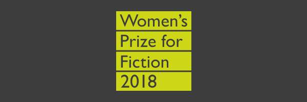 Women's Prize for Fiction 600x200