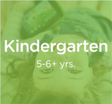 leapfrog 9 kindergarten square