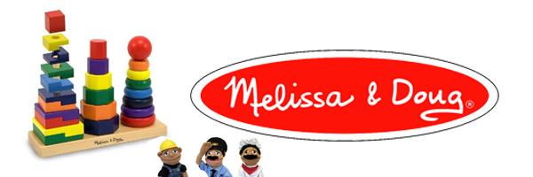 mellissa&doug - toys page